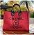 Bolsa Chanel N°9 Vermelha - Imagem 1