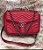 Bolsa Gucci N°3 Vermelha - Imagem 1