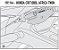 Rack Suporte/Ferragem para base de baú GIVI - para Honda Africa Twin até 2018 - Imagem 2