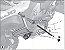 Protetor de carenagens para BMW R1200 GS  Adventure em AÇO INOX - Imagem 3
