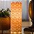 Luminária de mesa decorativa - Geométrica Cubos - Imagem 1