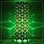 Luminária de mesa decorativa - Geométrica Cubos - Verde - Imagem 1