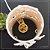 Luminária de mesa decorativa - Borboletas 3D - Amarela - Imagem 4