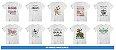 Kit com 10 Camisetas (R$ 29,90 por camiseta) - Imagem 2