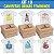 Kit com 10 Camisetas Orixás Femininos - Imagem 1