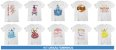 Kit com 10 Camisetas Orixás Femininos - Imagem 2