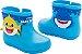 Bota Galocha Baby Shark Splash Grendene kids - Imagem 1