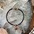 Pulsiera com Pingente Alinhamento de Chakra em Couro - Imagem 7