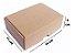 Caixa de Papelão Corte e Vinco Onda B Simples - N0 - 16 x 11 x 6 - Imagem 2