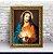 Quadro 50x40cm PVC - Sagrado Coração de Jesus - Imagem 2