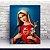 Quadro 50x40cm PVC - Imaculado Coração de Maria - Imagem 1