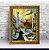 Quadro 50x40cm PVC - Sonho de Dom Bosco: As Duas Colunas - Imagem 2