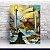 Quadro 50x40cm PVC - Sonho de Dom Bosco: As Duas Colunas - Imagem 1