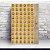 5 Quadros 50x40cm PVC - Todos os Papas da História da Igreja - Imagem 3