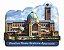 Basílica 10 - Imã  - 3 Cores - Imagem 1