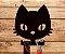 Porta Coleira Cat | Black - Imagem 2