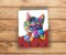 Porta Chaves | Gato | Vermelho - Imagem 2