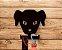 Porta Coleira Dog | Black - Imagem 2