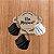 Porta Máscara 4 ganchos | Use Máscara| Bege - Imagem 2