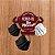 Porta Máscara 4 ganchos | Use Máscara| Vermelho - Imagem 2
