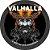 TAPETE ODIN - VALHALLA HOOKAH - Imagem 1