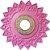 PRATO GRANDE  NEO V2  ROSA/DOURADO - INFINITE HOOKAH - Imagem 1