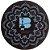 Narguile Mini Monster Azul + Fogareiro + Brinde - Imagem 8