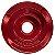Narguile Mini Monster Vermelho + Fogareiro + Brinde - Imagem 6