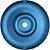 NARGUILE SULTAN MIID PACIFIC BLUE - SULTAN HOOKAH - Imagem 4