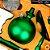 NARGUILE LITTLE SORR FULL LOTE 8 GREEN MATTE - SORRILHA - Imagem 1