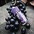 Líquido PRPL Grape (Uva) - CHBY 100 mL - BLVK Unicorn - Imagem 3