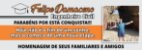 FAIXA 200x70 CM Em Lona Editável - FORMATURA - Imagem 6