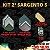 Kit 2º Sargento 5 - Imagem 1