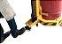 Carrinho Compacto para Transporte de Tambor 200L MachMetals - Imagem 3