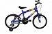 "Bicicleta Infantil Status Aro 16"" - Azul - Imagem 1"