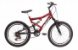 Bicicleta Status Full Juvenil Aro 20″, 7 Marchas – Vermelha - Imagem 1