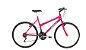 Bicicleta Status Belissima Aro 24″, 18 Marchas- Rosa Flour - Imagem 1