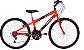 Bicicleta Status Lenda Aro 24″, 18 Marchas- Laranja - Imagem 1