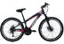 "Bicicleta Vikingx Tuff X-25 Aro 26 "", 18 Marchas –  Roxo e Laranja - Imagem 1"