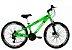 "Bicicleta Vikingx Tuff X-25 Aro 26 "", 18 Marchas –  Verde - Imagem 1"