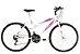 Bicicleta Status Belissima Aro 26″, 18 marchas – Branca - Imagem 1
