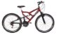 Bicicleta Status Full Aro 26″, 18 Marchas-Vermelha - Imagem 1