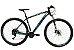 Bicicleta Oggi 7.0 Big Wheel Aro 29″, 27 Marchas- Preta e Azul - Imagem 1