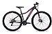Bicicleta Oggi Float Sport Aro 29″, 21 Marchas- Preta e Rosa - Imagem 1