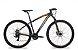 Bicicleta Oggi Hacker Aro 29″, 21 Marchas – Preta e Laranja - Imagem 1