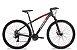 Bicicleta Oggi Hacker Aro 29″, 21 Marchas – Preta e Vermelha - Imagem 1