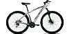 Bicicleta South Legend Aro 29″- Branca - Imagem 1