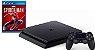 Console PS4 Slim 500GB com 2 Anos de Garantia e Jogo Spiderman - Imagem 4