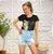 Shorts Jeans Yani Claro - Imagem 2