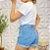 Shorts Jeans Priscila Claro - Imagem 3